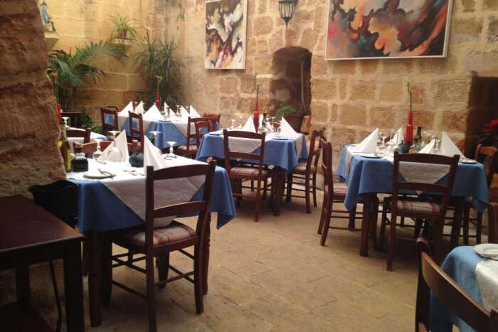 La Stanza Bar & Restaurant in Malta