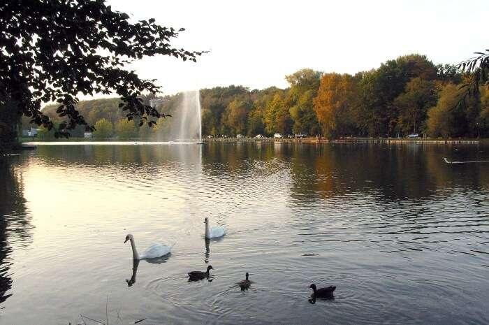 Lac de Genval