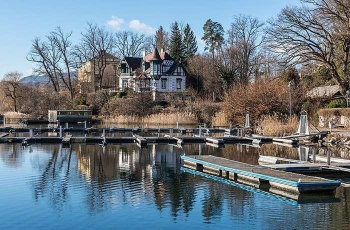 Lakeside Villa
