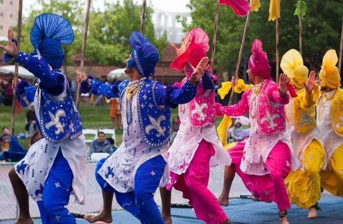 Las Vegas Indian Food Festival