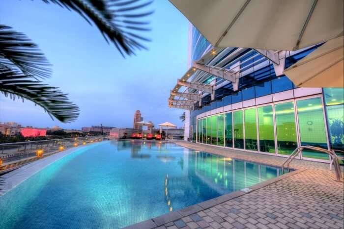 Luxury Hotels In Dubai Marina