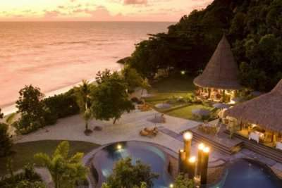 Luxury Hotels in Mahe