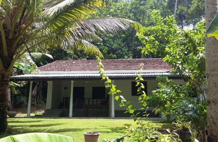 Hostel outer view