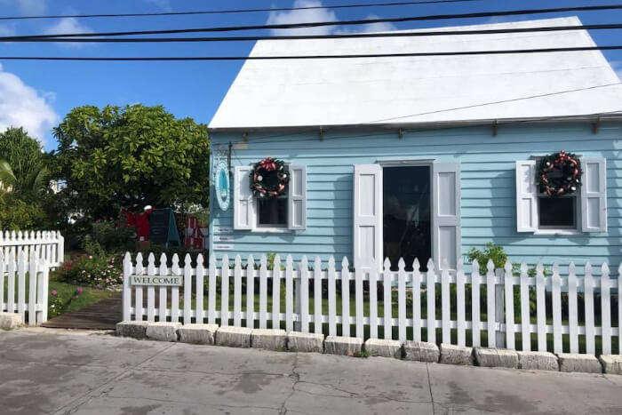 Man-O-War Heritage Museum in Bahamas