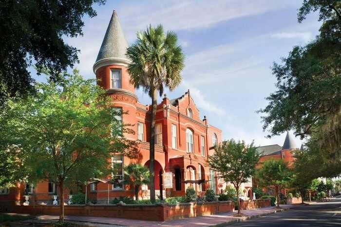 Mansion On Forsyth Park, Savannah