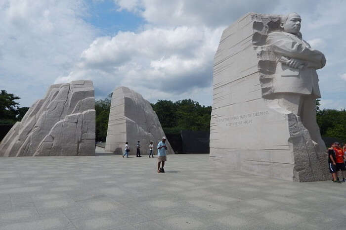 Luther King Jr. Memorial
