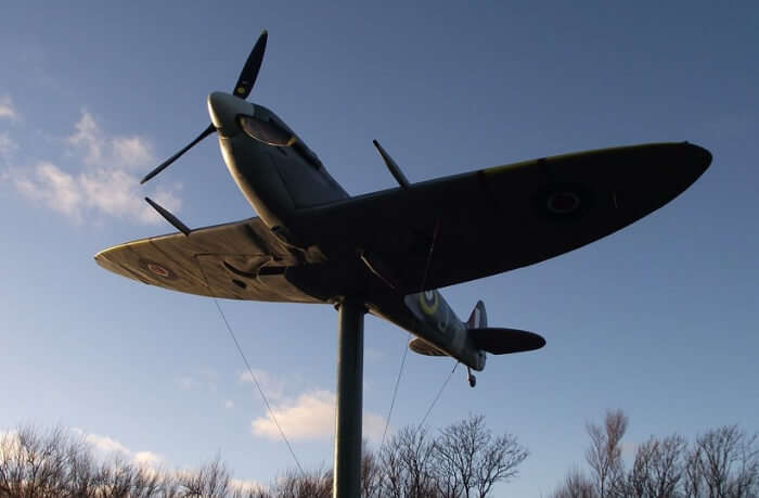 Memorial To The Pioneers Of Aviation