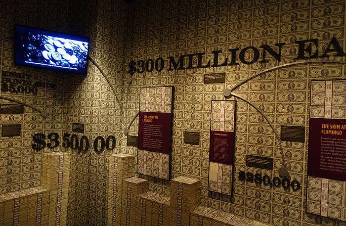 Mob Museum in Las Vegas