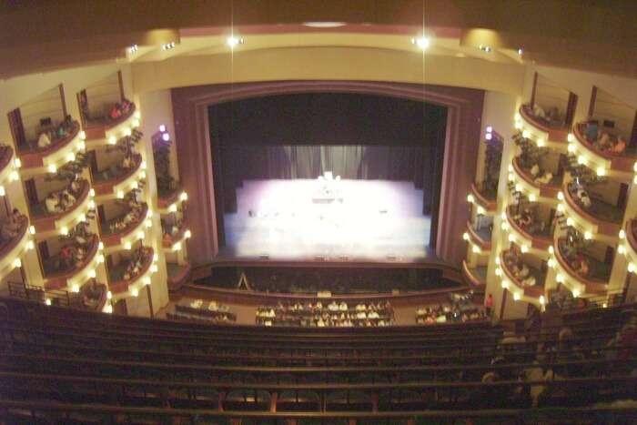 Opera At The Betsy