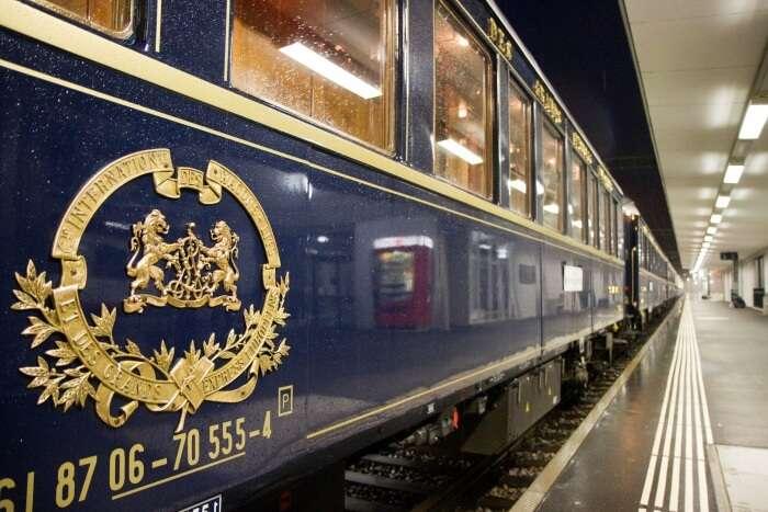 orient train