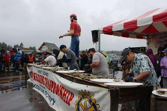 Oysterfest in San Francisco