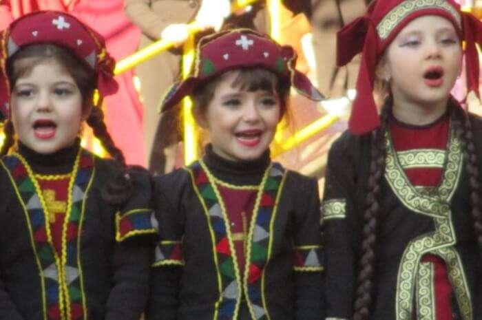 People Of Georgia