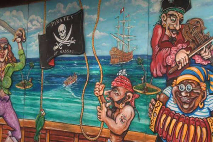 Pirates of Nassau Museum in Bahamas