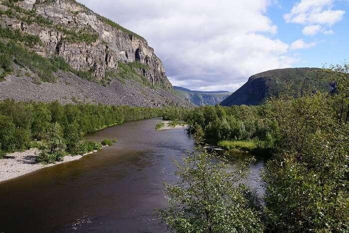 Reisa National Park