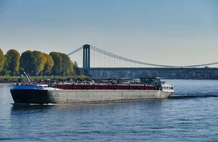 River Cruise and bridge view