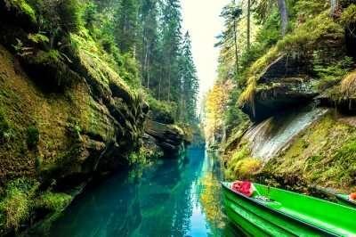 Rivers in Czech Republic
