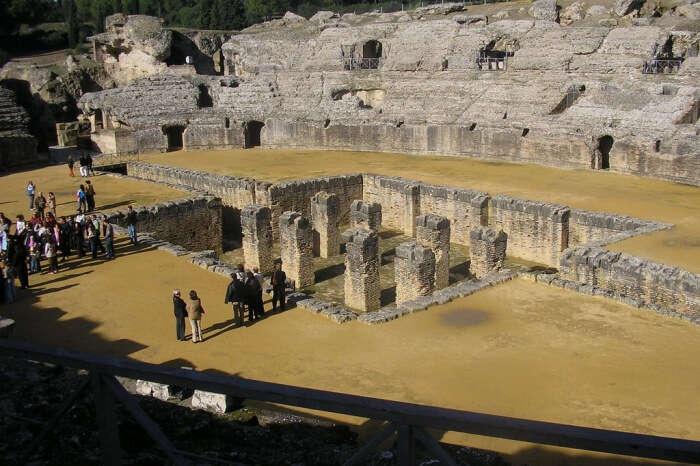 Roman Ruins (Itálica)