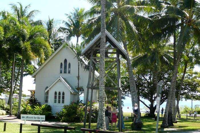 Saint Mary's by the Sea
