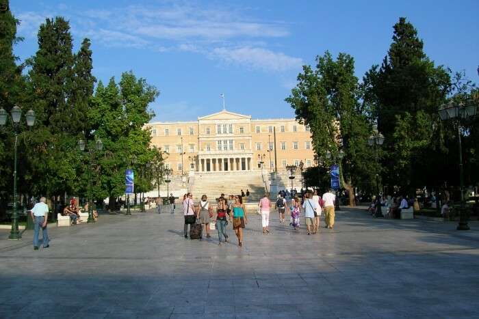Seaside or Syntagma