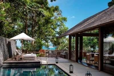 Seychelles Luxury Hotels Resorts