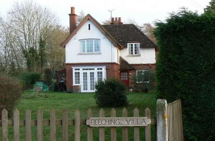 Shelford Villa