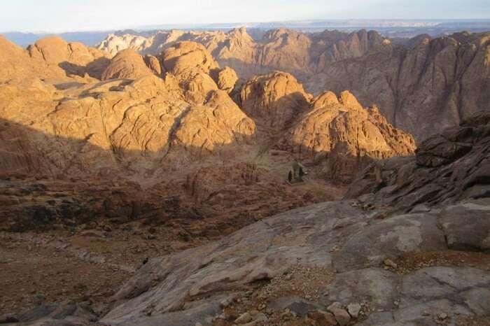 Moses Egypt Mountain Saint Catherine Sinai