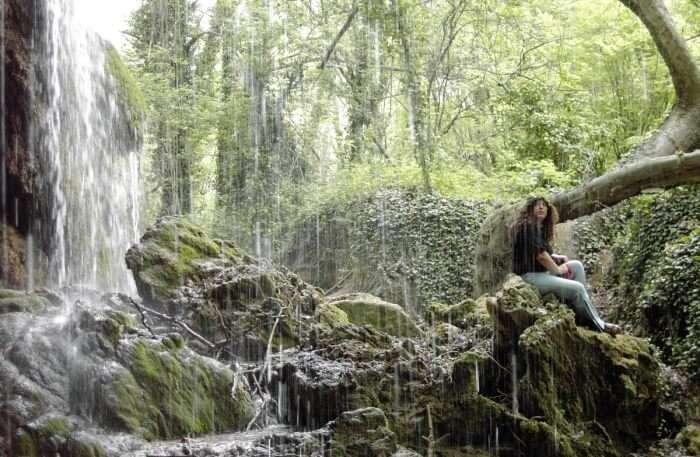 Skra-Waterfalls