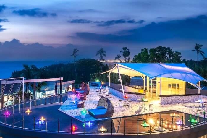Smoqee Lounge And Sky Bar