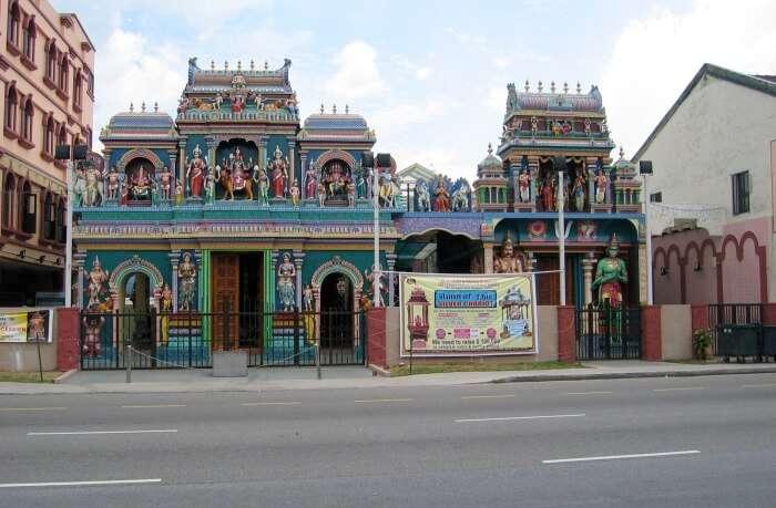 Sri Vairavimada Kaliamman Temple