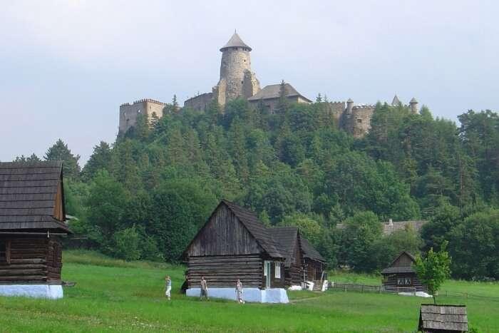 Stará Ľubovňa Castle