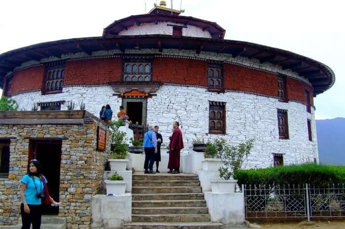 . Ta Dzong Museum