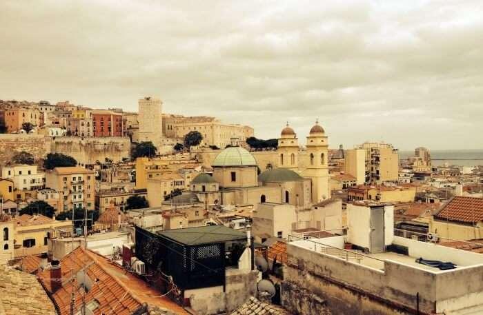 Take a walk through the old city