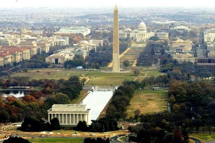 The Beautiful National Mall