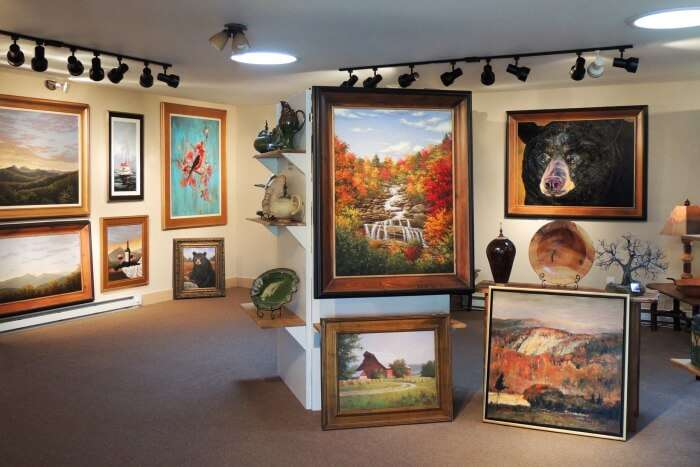 The Highlands Art Gallery