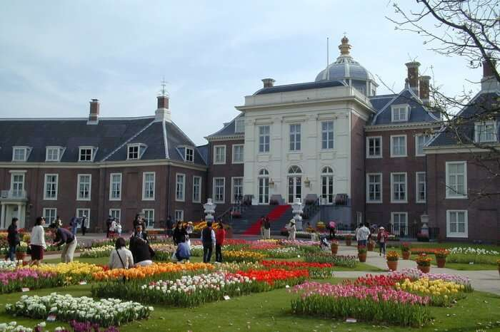The House of Horrors at Huis Ten Bosch