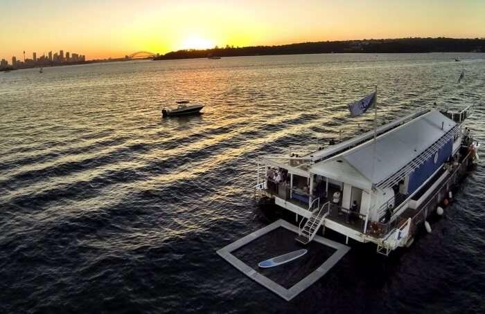 The Island, Sydney