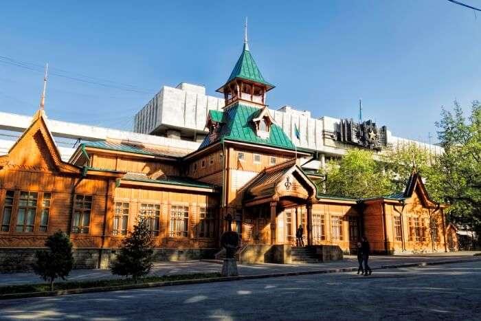 The Kazakh Museum Of Folk Musical Instruments