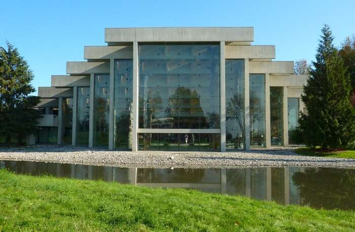 The Museum of Anthropology