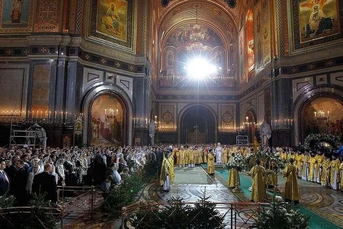 The Orthodox Christmas