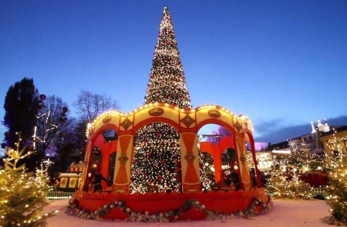 Restaurants Opened On Christmas Day 2021 Christmas In Denmark Tourist Attractions And Things To Do For Christmas Celebration