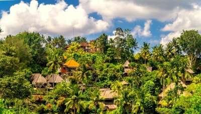 Gorgeous Tjampuhan's Sacred Hills