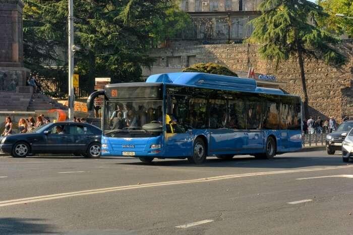 Transport In Georgia