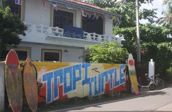 Tropi Turtle Hostel