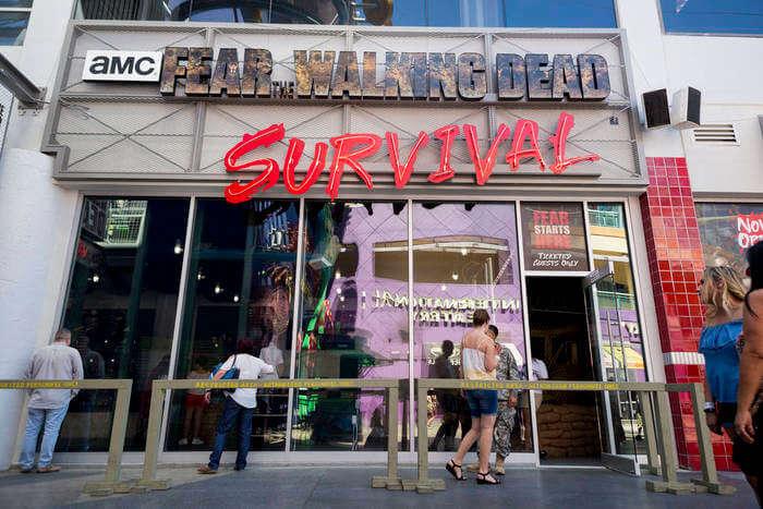 Walking Dead Survival Tour