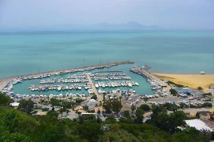 Tunisia Seascape Journey