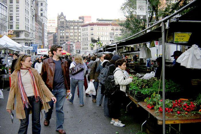 Unique Square Market