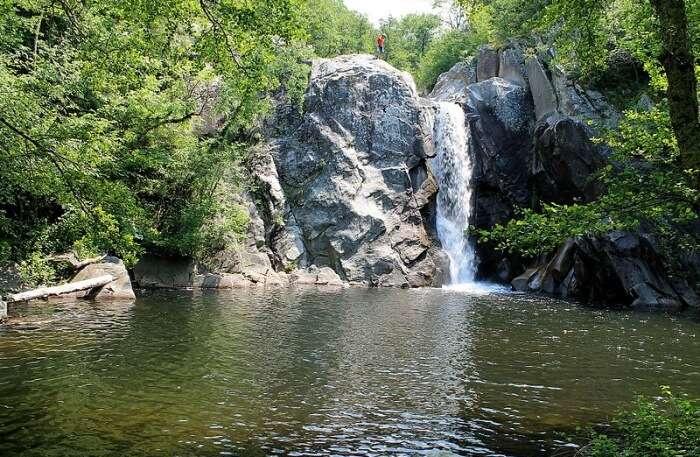 Varvara Waterfall