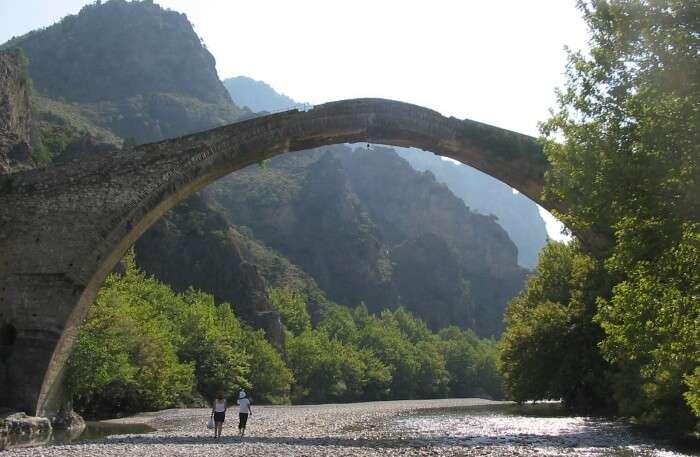 Vikos Aoos National Park