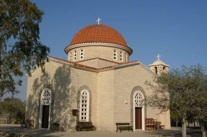 Visit Local Temple & Church
