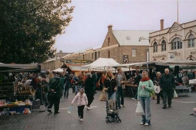 Visit Salamanca Place